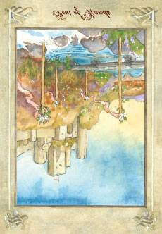 Deep as a Puddle: Character Development with Tarot