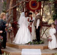 Renaissance Wedding