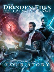 Dresden Files: Werewolves and Harpies, oh my!