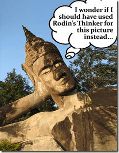 ThinkingBuddha