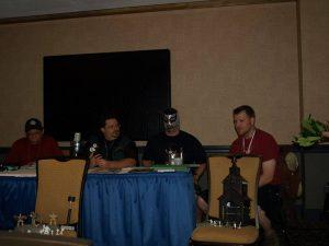 Yes. Kurt is wearing a mask.