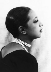 The incomparable Josephine Baker.