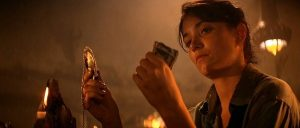 I always wanted to grow up to be Marion Ravenwood.