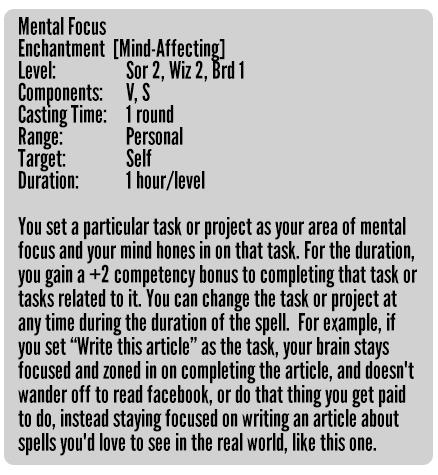 MentalFocus