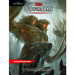 Out of the Abyss book image