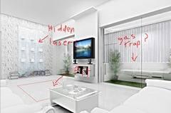 The Smart Villain part 4: Interior Design
