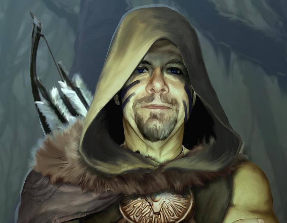 charactersarestory_rangerEastern Raider Games