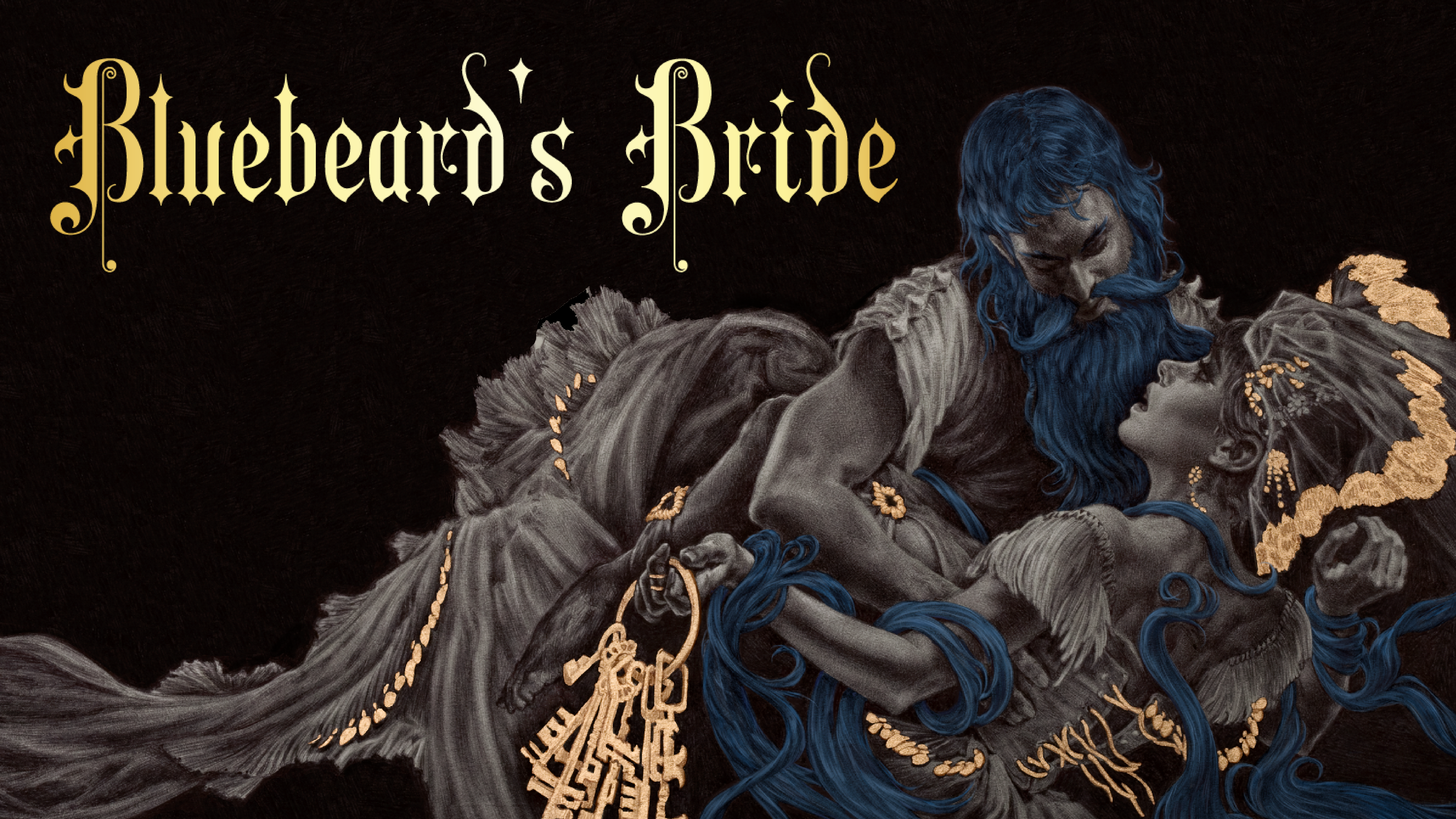 "The Blue Wedding: Interview With Whitney ""Strix"" Beltrán About Bluebeard's Bride"