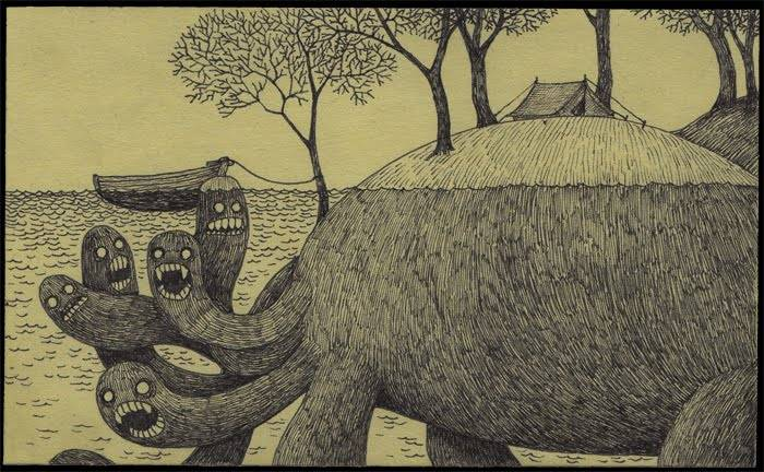 """Untitled Post-It"", by John Kenn Blogspot"