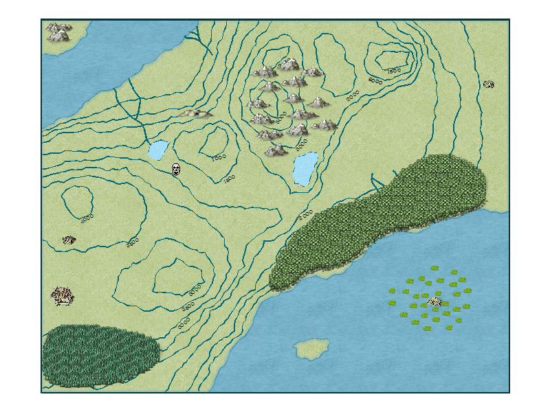 Extrema Map Sample