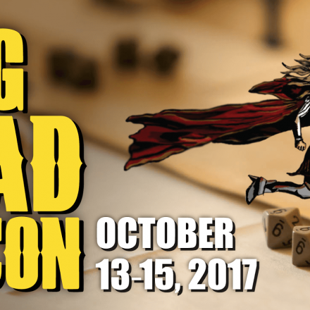 Gnome Spotlight: Big Bad Con & Gaming For All