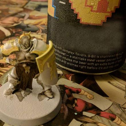 Miniature Painting While Colorblind