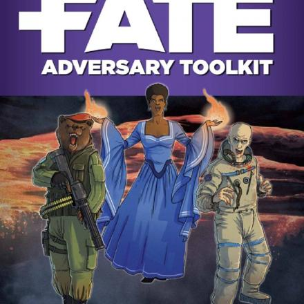 Fate Adversary Toolkit Review
