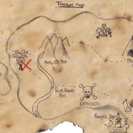 Treasure Map Alternatives
