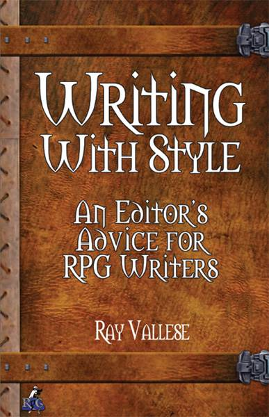 Writing with Style Book Cover