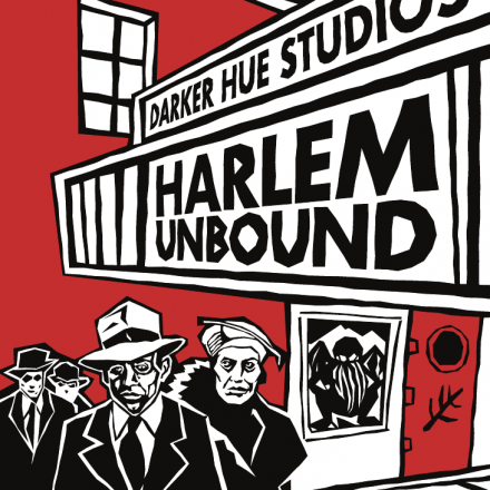 Review and Giveaway: Harlem Unbound