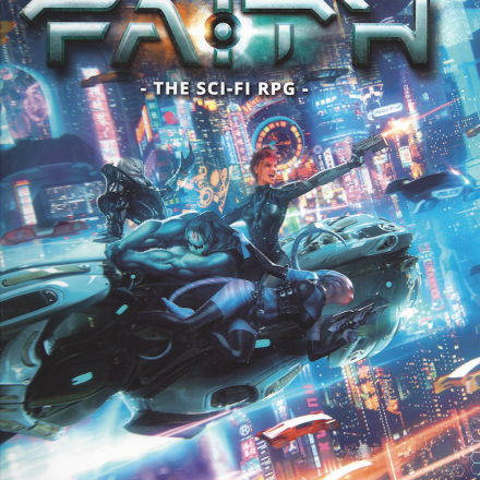 Review: FAITH Sci-Fi RPG