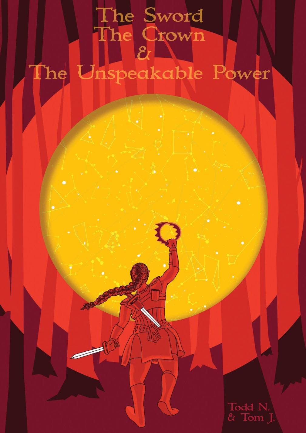 The Sword, The Crown, and The Unspeakable Power Review