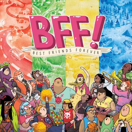 BFF – A Game About Girl Friendship