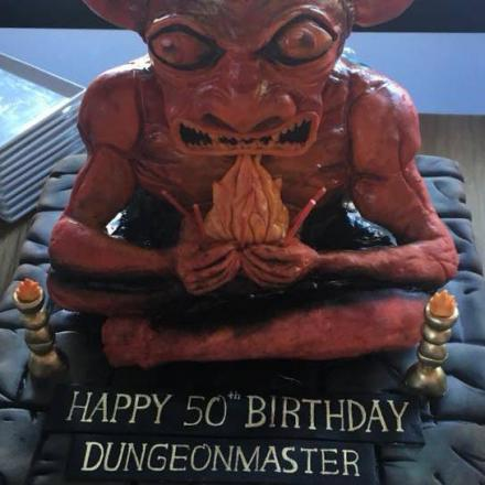 A D&D Birthday to Remember