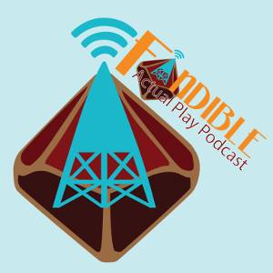 Fandible Podcast Logo