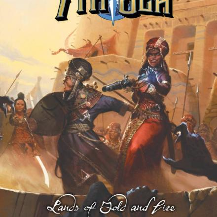 Lands of Gold and Fire Review