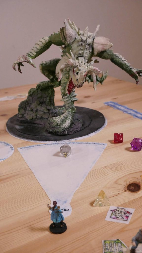 Arcknight Spell Templates, Plastic Miniatures, & Map – Review and ...
