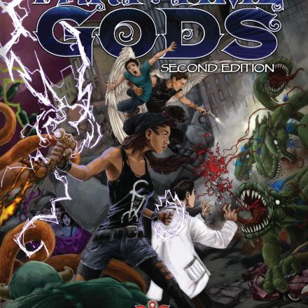 Part-Time Gods Second Edition Review