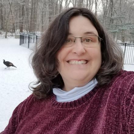 Welcome New co-Head Gnome Angela Murray!