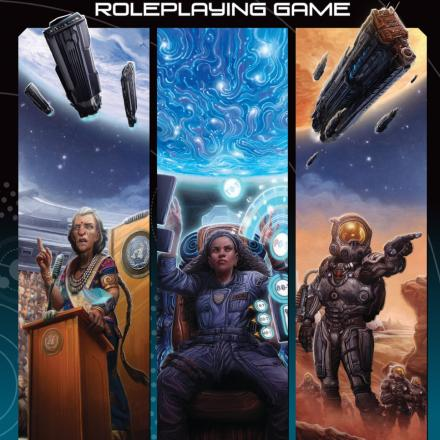The Expanse Roleplaying Game Review