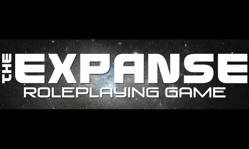 Expanse RPG Logo