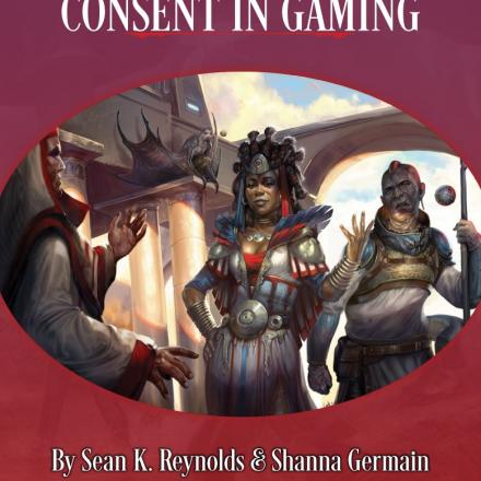 Consent in Gaming Review