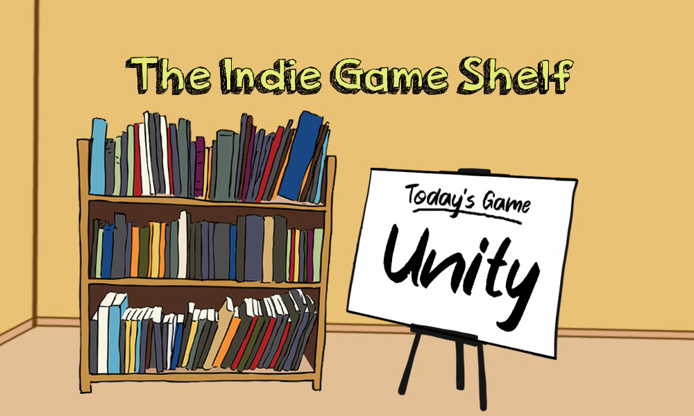The Indie Game Shelf - Unity