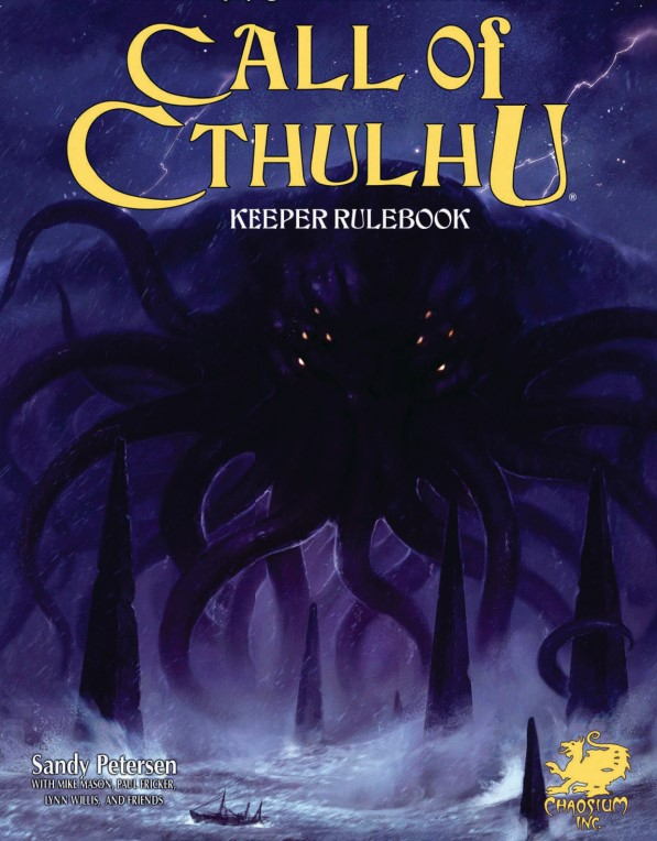 Conventional Wisdom: My Weekend of Call of Cthulhu
