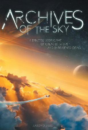 Archives of the Sky cover art