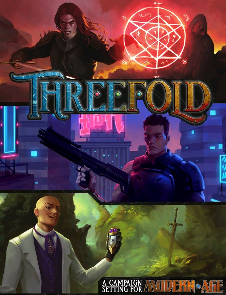 Threefold Review