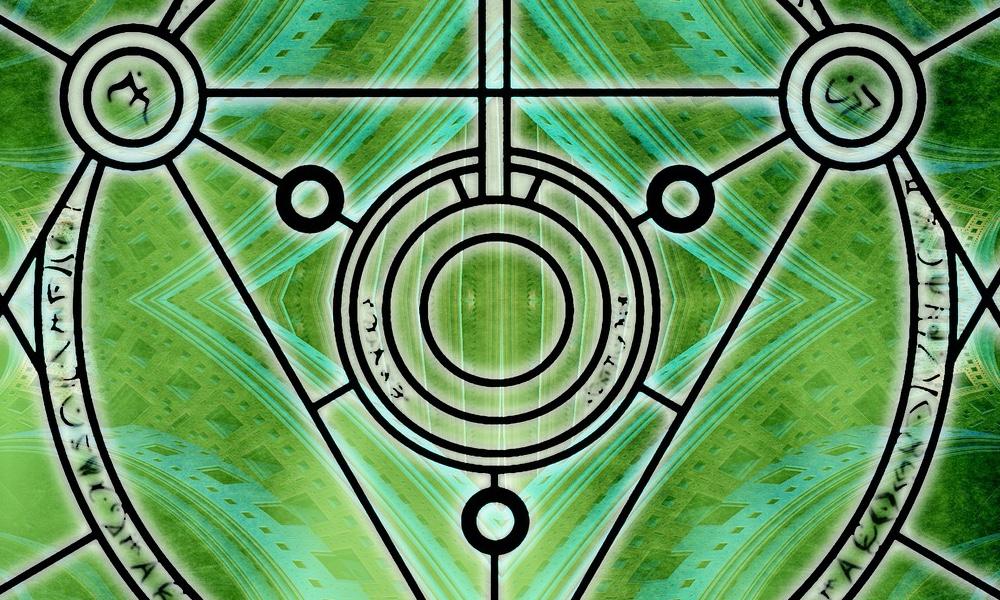 Green Runes