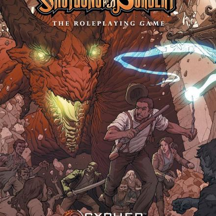Shotguns and Sorcery The Roleplaying Game Review