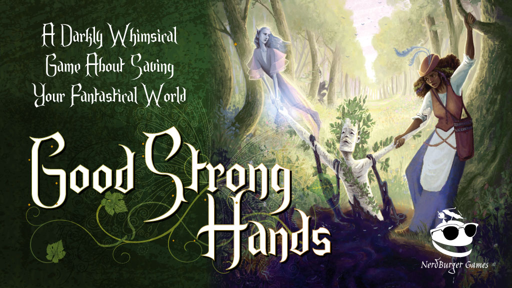 Good Strong Hands First Impression