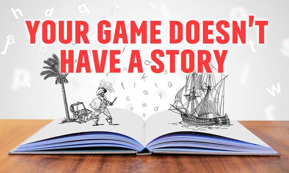 Intro to Israeli Theory – Your Game Doesn't Have a Story