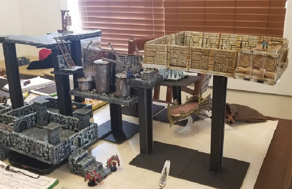 Things Terrain Has Taught Me About Gaming (And Maybe Life?)