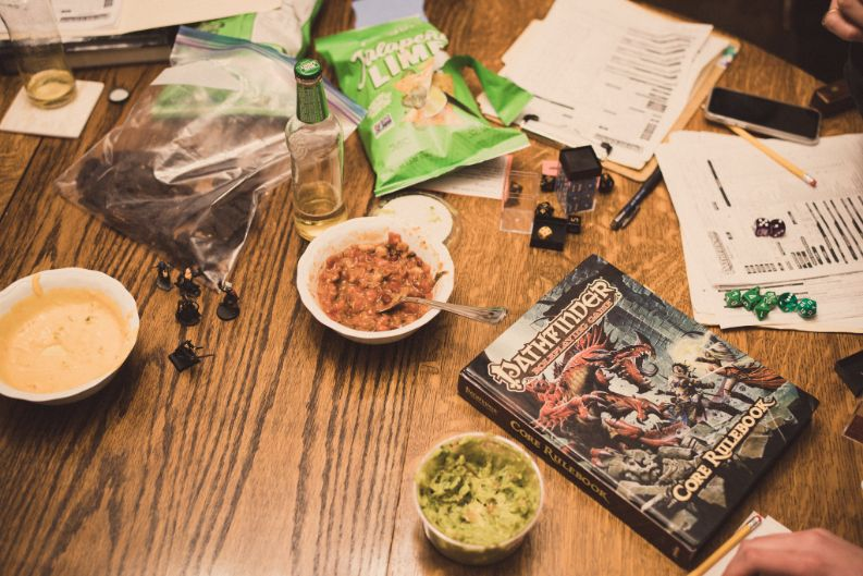 How to Take Better Photographs of Your Tabletop RPG Games