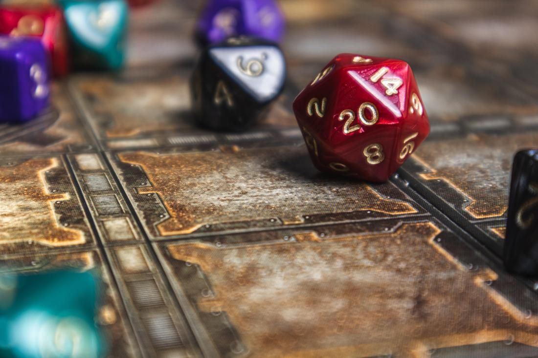 Player Characters: Your Core Concept