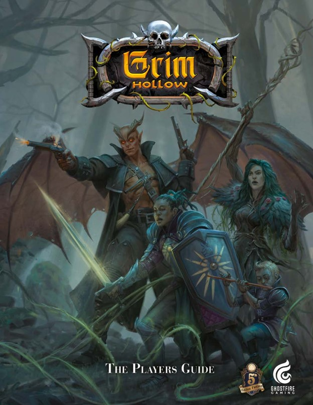 Grim Hollow–The Players Guide Review