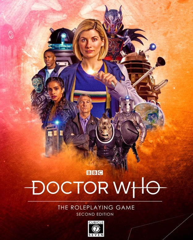Doctor Who: The Roleplaying Game Second Edition Review