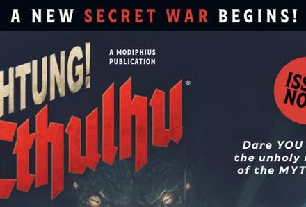 Achtung! Cthulhu 2d20 First Impression